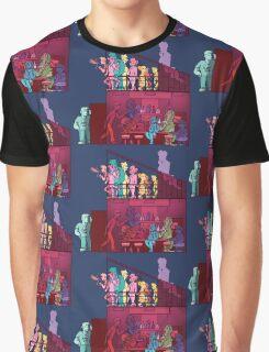 Wrong Hand Bar Redux Graphic T-Shirt