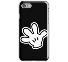 Naughty White Hands iPhone Case/Skin