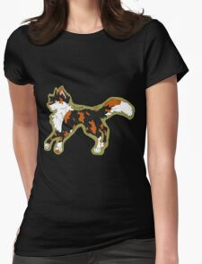 Tawnypelt Womens Fitted T-Shirt