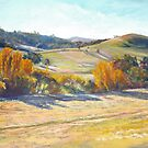 Autumn Along the Creek by Lynda Robinson