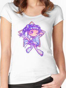Starlight Waitress Women's Fitted Scoop T-Shirt