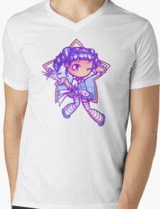 Starlight Waitress Mens V-Neck T-Shirt