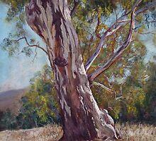 'Roadside Sentinel' by Lynda Robinson