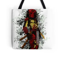 Predator Big Red Tote Bag