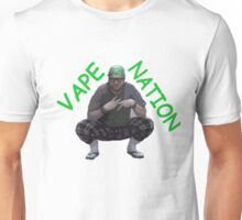 H3H3 Vape Nation Squat Unisex T-Shirt