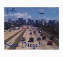 Hello San Diego! Kids Tee
