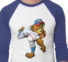 The strongest arm in Chi-Town Men's Baseball ¾ T-Shirt