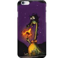 Dragons Like BBQs Too! iPhone Case/Skin