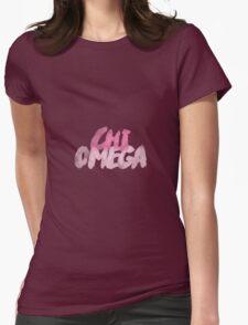 Watercolor Chi Omega T-Shirt