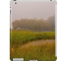 Fog in the Dale iPad Case/Skin