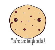 One tough cookie! Photographic Print
