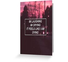 pity party lyrics  Greeting Card