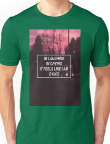 pity party lyrics  Unisex T-Shirt