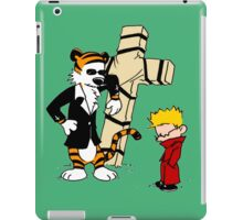 CROSS CALVIN & HOBBES iPad Case/Skin