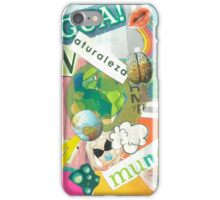 Collage Pop iPhone Case/Skin