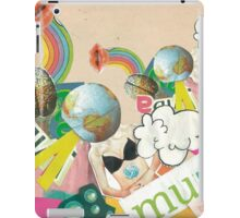 Collage Pop iPad Case/Skin
