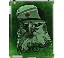 Gangsta bird iPad Case/Skin