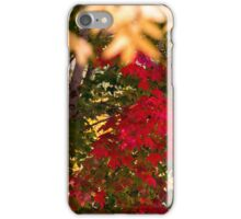 Nature's easel  iPhone Case/Skin