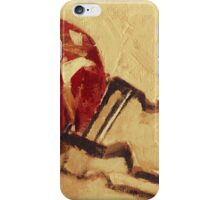 Apple Peeling iPhone Case/Skin