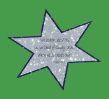 star haiku One Piece - Short Sleeve