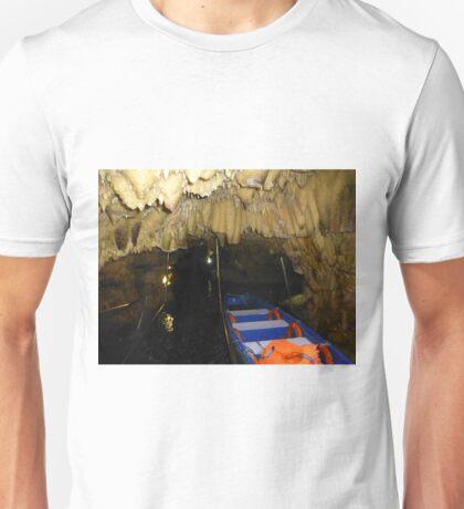 Famous Diros Caves, Greece Unisex T-Shirt