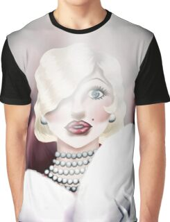 Glamour Graphic T-Shirt