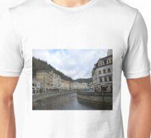 The Cosmopolitan Town of Karlovy Vary, Czech Republic Unisex T-Shirt