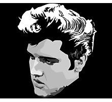Elvis. Photographic Print