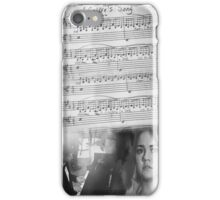 Callie's Song Grey iPhone Case/Skin
