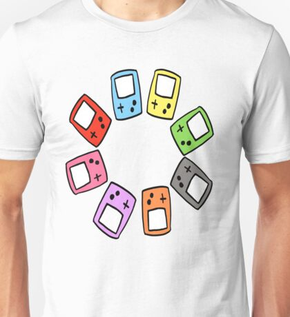 Gameboy Lover Unisex T-Shirt