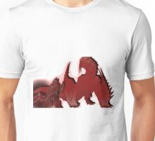 Monster Hunter: Hunting a Barioth Unisex T-Shirt