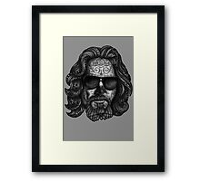 Day of the Dude Framed Print