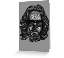 Day of the Dude Greeting Card