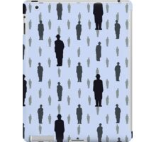 By Rene Magritte Golconda.  iPad Case/Skin