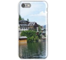 Hallstatt, Austria iPhone Case/Skin