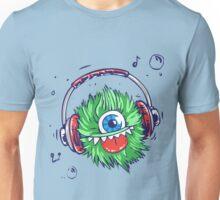 Hairy Monster Unisex T-Shirt