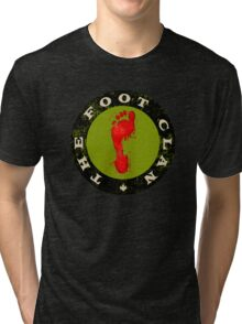 The Foot Clan Tri-blend T-Shirt