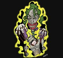 The Joker Pulling Batman's Strings Unisex T-Shirt
