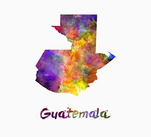 Guatemala  in watercolor Unisex T-Shirt