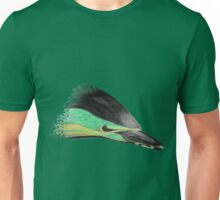 Common Dolphin (version green/yellow) Unisex T-Shirt
