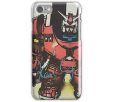Gundam Buster iPhone Case/Skin