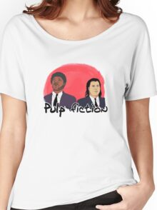 Pulp Fiction Women's Relaxed Fit T-Shirt