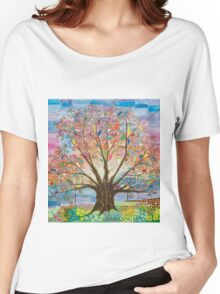 Tree of Life #1 Women's Relaxed Fit T-Shirt