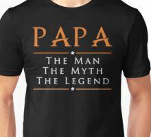 Papa Unisex T-Shirt