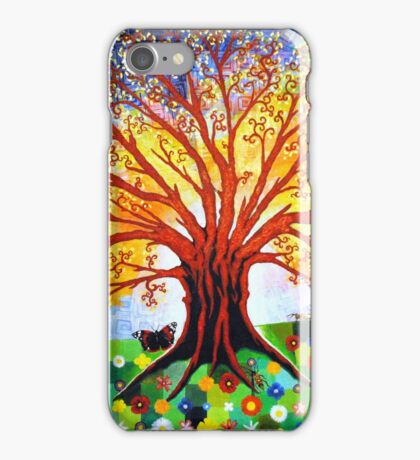 Tree of Life #2 iPhone Case/Skin