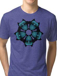 A PARLIMENT OF OWLS Tri-blend T-Shirt