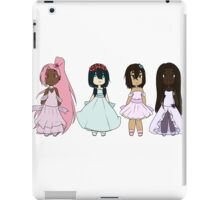 Dresses iPad Case/Skin