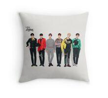vixx zelos Throw Pillow