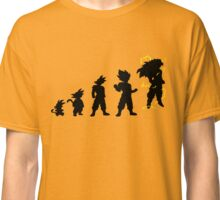 Songoku evolution  Classic T-Shirt