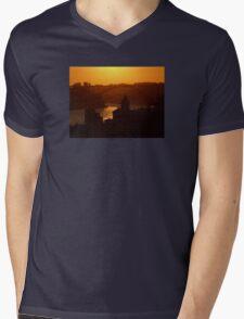 Porto - Portugal Mens V-Neck T-Shirt